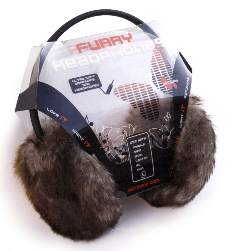 furry headphones