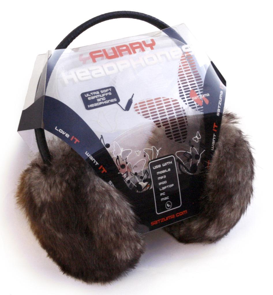 furry headphones